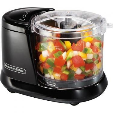 Proctor Silex 72507 1-1/2-Cup Food Chopper Black