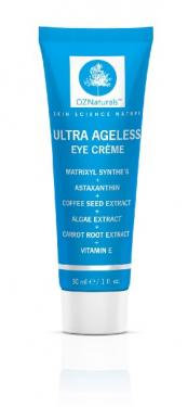 OZNaturals Eye Wrinkle Cream For Dark Circles & The ONLY Eye Moisturizing Cream That Contains Astaxanthin, Matrixyl Synthe'6, Caffeine, Coffee Extract & Carrot Root for Superior Anti Aging Results!
