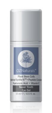 OZNaturals Eye Gel - Eye Cream For Dark Circles, Puffiness, Wrinkles - This Anti Wrinkle Eye Gel Was Voted ALLURE MAGAZINE'S Best In Beauty - The Most Effective Anti Aging Eye Cream Available!