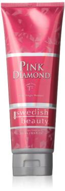 Pink Diamond® T2 Tingle Bronzer Swedish Beauty tanning new lotion package,8.5 oz