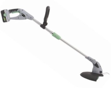 Earthwise 12-Inch 18-Volt Cordless Electric String Trimmer, Model CST00012
