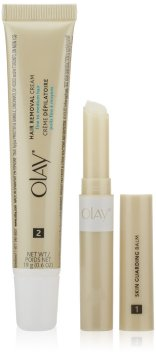 Olay Smooth Finish Facial Hair Removal Duo Fine to Medium Hair 1 Kit
