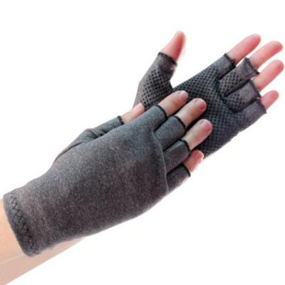 EasyComforts Light Compression Gloves With Grippers