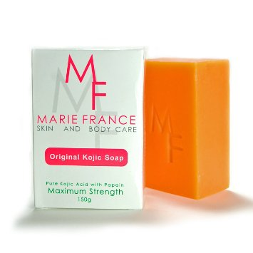 Marie France Professional Strength Kojic Soap 150g