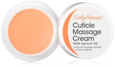 Sally Hansen Cuticle Massage Cream, 0.4 Ounce (Pack of 2)