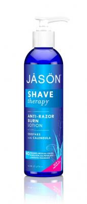 JASON Anti-Razor Burn Shaving Lotion, 8 Ounce