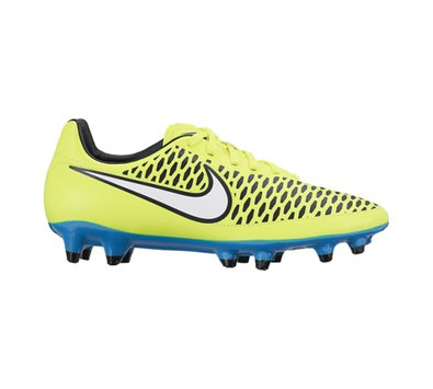 New Nike Women's Magista Onda FG Soccer Cleat Volt/Blue Lagoon 6.5