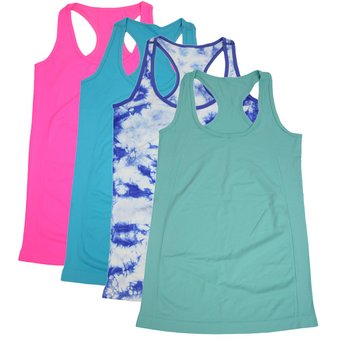 Semath Women's Lightweight Yoga Workout Loose Fit Tank Top Supersoft Camisole