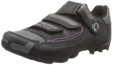 Pearl Izumi Women's W All-road Iii B/b Cycling Shoe, Black/Black, 36.5 EU/5.5 B US