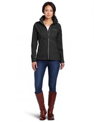 Columbia Women's Switchback II Jacket, Black, X-Small
