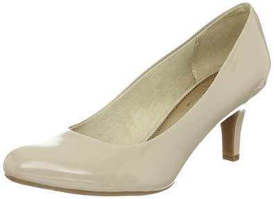 LifeStride Women's Parigi Pump, Taupe Glory, 10 N US