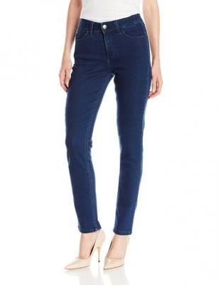 Lee Women's Easy Fit Frenchie Skinny Jean, Orion, 4
