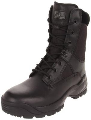 "5.11 Women's A.T.A.C. 8"" Boot,Black,5 D(M) US"