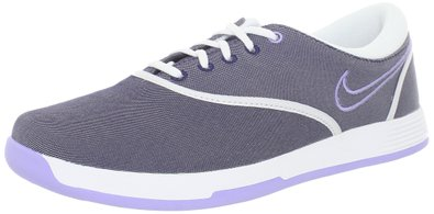 Nike Golf Women's Nike Lunar Duet Sport Golf Shoe,Blackened Blue/Summit White/Light Thistle,8 M US