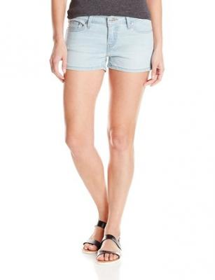 Levi's Women's Shortie Short, Haze View, 28W