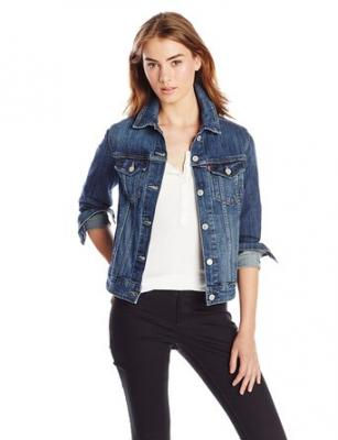 Levi's Women's Classic Trucker Jacket, Belle Blue  , X-Small