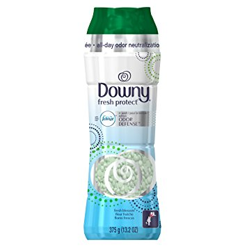 Downy Fresh Protect Laundry In-Wash Odor Shield - Active Fresh Scent - 13.2 oz