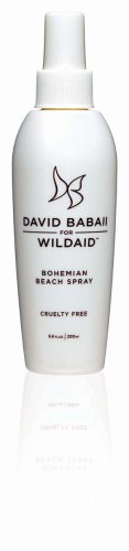 David Babaii For Wild Aid Bohemian Beach Spray, 6.6-Ounce Bottle