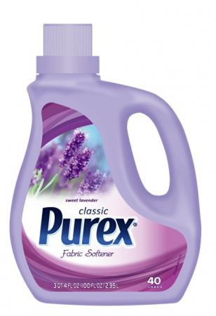 Purex Liquid Fabric Softener, Sweet Lavender, 100 Fluid Ounce