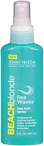 John Frieda Beach Blonde Sea Waves Sea Salt Spray, 5 Fluid Ounce