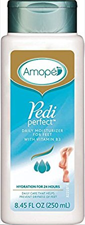 Amopé Pedi Perfect Daily Moisturizer Lotion for Feet, 8.45 Ounce