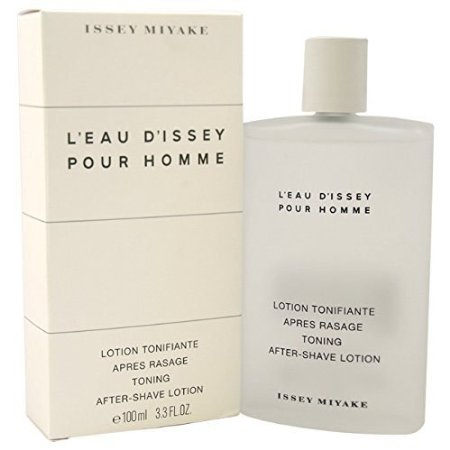 L'Eau De Issey By Issey Miyake For Men. Aftershave 3.3 Oz.