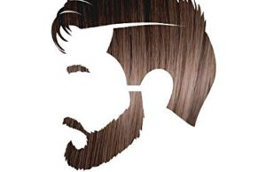 Manly Guy DARK BROWN Hair, Beard, & Mustache Color: 100% Natural & Chemical Free