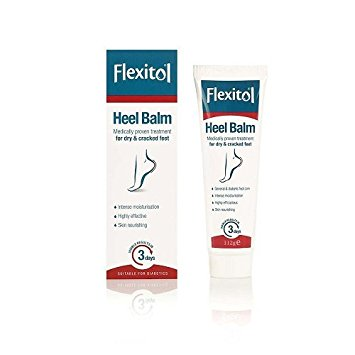 Flexitol Heel Balm, 4 Ounce Tube