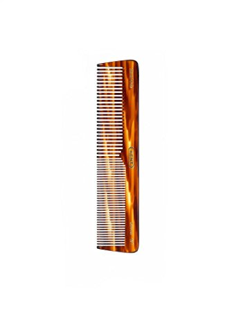 Kent The Hand Made Comb Coarse/Fine for Men, 7 Inch, 1 Ounce