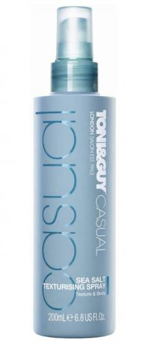 Toni & Guy  Sea Salt Spray, Casual 6.8 Fl oz