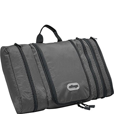 eBags Pack-it-Flat Toiletry Kit (Titanium)