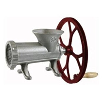 Sportsman Manual Meat Grinder with Pulley