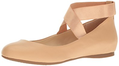 Jessica Simpson Women's Mandayss, Natural, 7 Medium US