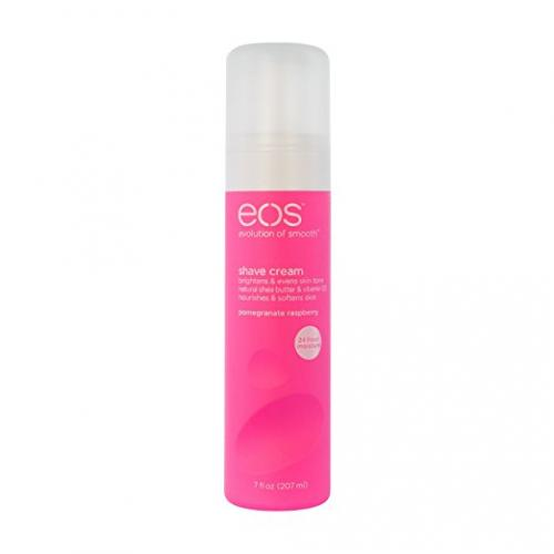 eos Shave Cream Pomegranate Raspberry, 7oz
