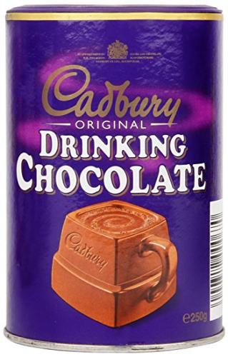 Cadbury Drinking Chocolate 9oz tub 250g