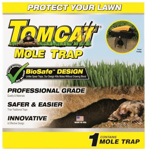 There Are A Lot Of Things To Like About This Next Mole Trap We Have On The List First And Foremost Tomcat Can Be Operated Without Using Your